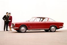 Fiat 2300-S Coupe : 1961