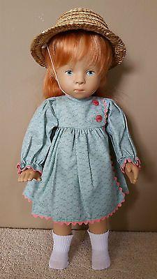 14-Gotz-Finouche-All-Vinyl-Doll-Red-Hair-Green-Eyes-designed-by-Sylvia-Natterer