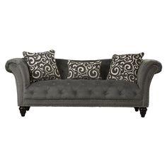 Chaise Sofa Mercer Serta Upholstery Mansfield Sleeper Loveseat