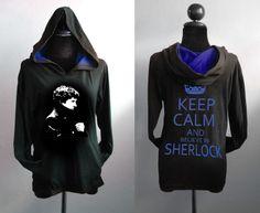 Sherlock Hoodie at summeriscomingwear.com