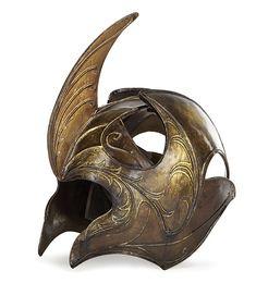 Image result for lotr elven helmet
