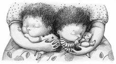 mdolla: Sonja Wimmer - Ilustraciones