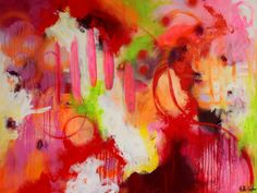 Blog om mine malerier, kunst, inspiration, atelier, farver og mit Galleri