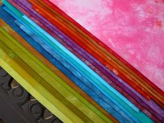 Great blog about dyes and fabrics