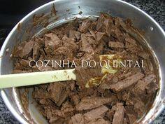 Trufa Passo a Passo com Fotos: uma das receitas mais acessadas da Cozinha do Quintal, para você ganhar dinheiro vendendo!