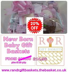 JANUARY SALE PRICE  FOR CONTENTS SEE OUR WEBSITE www.randrgiftbaskets.thebasket.co.uk  or Facebook www.facebook.com/randrgiftbaskets