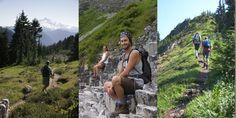 Hiking trails around Bellingham