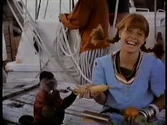 The New Adventures Of Pippi Longstocking (1988) - Trailer    I loved this movie as a kid :) Still do lol