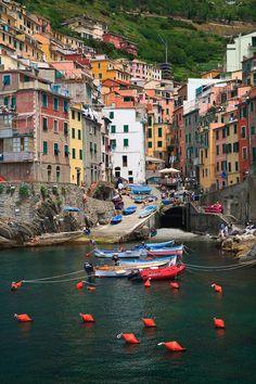 Where to stay in beautiful Riomaggiore, Italy La Spezia Liguria
