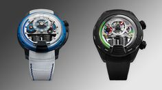 HYT Unveils a Duo of Sporting New Limited-Edition Models