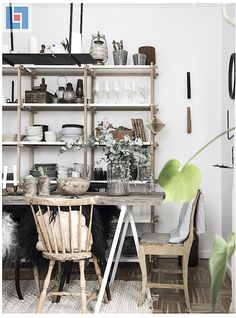 Style ethnique chic en Suède - PLANETE DECO a homes world