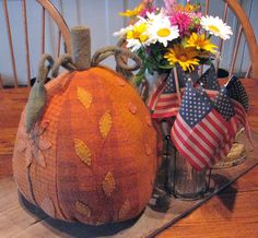 The Old Tattered Flag: It's Crazy Doodle Pumpkin Time!!!