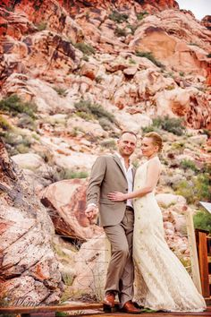 Jarod_iolna's Wedding at Red Rock Canyon Las Vegas - Memories by Lucas