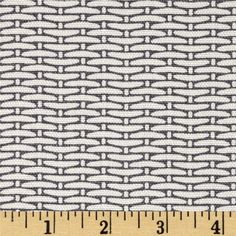 Magnolia Home Fashions Basket Weave Slate from @fabricdotcom  Screen printed on cotton duck; this versatile, medium weight fabric is perfect for window accents (draperies, valances, curtains and swags), accent pillows, duvet covers, upholstery and other home decor accents. Create handbags, tote bags, aprons and more. Colors include beige and grey.