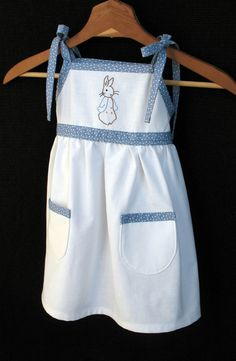 Peter Rabbit dress