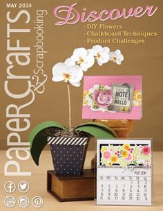 2014/2015 Calendar Download | Paper Crafts & Scrapbooking May 2014 | Paper Crafts