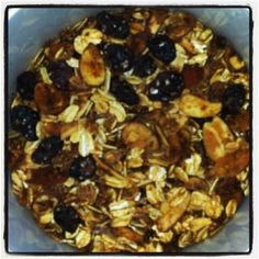 Skinny Eatz - Omega Blast Granola - The Kitchen Table - The Eat-Clean Diet®