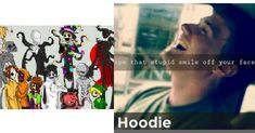 Hoodie | Sleep over with the pastas ~choose your boyfriend for the FIFTH TIME