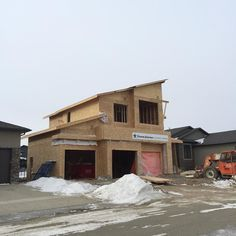 Great progress in The Creeks on this new Ironstone Custom Home  #BuildDifferent  #YQR #ModernHome #CustomBuild #CustomHomes #quality #modern #original #home #design #imagine #creative #style #realestate #trueoriginal #dreamhome #architecture #dreamhomes #interior #YQRbuilds #construction #house #builder #homebuilder #showhome #beautiful #preparation #dream #DamnGoodHouses