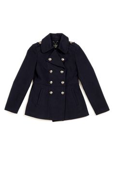 Just love this peacoat from Truworths #winter2014 #happyinfashion