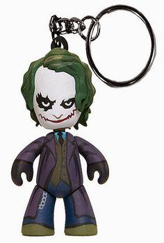 Llavero Joker The Dark Knight   Merchandising Películas