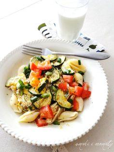 smaki i aromaty: Szybki obiad z makaronem
