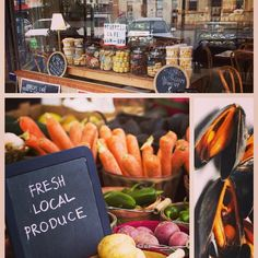 It's the weekend!... Tomorrow  the local farmers market is on Saturday morning from 8-12 so come grab a coffee on your way there we are open from 7am! Or even better come by at 12 and try our lunch special steamed mussels with chorizotomatoes and served with crusty bread!! Sounds good to me!! #farmersmarket #localproduce #rebeccascafe #portfairy #3284 #greatoceanroad #coffee #coffeemio by becspf