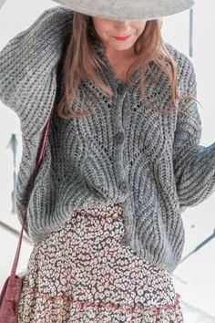 Gilet Mohair, Knit Fashion, Pulls, Knit Cardigan, Knit Crochet, Sequin Skirt, Vest, Turtle Neck, Pullover