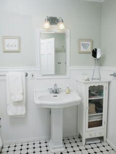 decor, home inspiration, bathroom decorating, white bathroom, clean bathroom