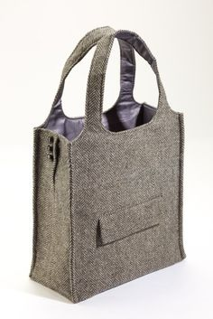 The Power Suit Tote Bag Serial Number A037 by by EvonCassier1