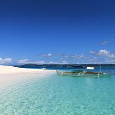 Naked Island in Siargao Philippines © Sabrina Iovino | via @Just1WayTicket