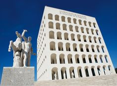 Fendi's historic new HQ