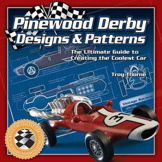 Pinewood Derby Designs & Patterns - My first book