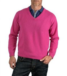 Order a pink sweater and wear it in honor of the special woman in your life that has wrestled with breast cancer ( Ladies get this for you significant other, too) http://sdabiz.com/wp/thesweater/