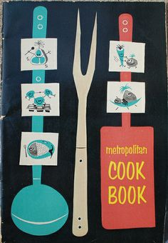 Mid Mod Metropolitan Cook Book