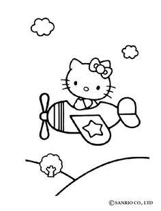 색칠공부 Hello Kitty 네이버 블로그 키티색칠놀이