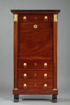 Jaune KIWI BOIS Furniture Wax Yellow