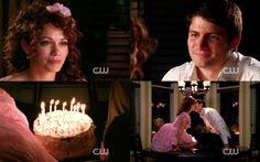 Haley's birthday season 7