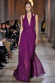 Carolina Herrera Otoño-Invierno 2016/2017 den la Semana de la Moda de Nueva York.