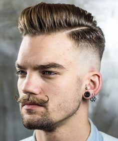 Image result for Super Fade men haircut