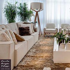 Aconchegante e lindo! Projeto Carla Felippi Via @maisdecor_ www.homeidea.com.br Face: /homeidea Pinterest: Home Idea #homeidea #arquitetura #ambiente #archdecor #archdesign #projeto #homestyle #home #homedecor #pontodecor #homedesign #photooftheday #interiordesign #interiores #picoftheday #decoration #revestimento #decoracao #architecture #archdaily #tapete #inspiration #project #aconchego #home #casa #grupodecordigital