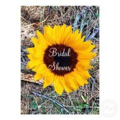 Camo BRIDAL SHOWER Invitations - Rustic Country Wedding Invitations
