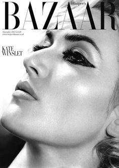 Kate Winslet - Bazaar UK by Tom Munro, November 2011