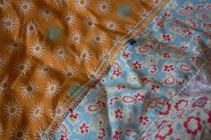 Quick Fixes for Old Quilts ~ How to Salvage/Rehab Your Quilting Finds   Sew,Mama,Sew! Blog   Time to employ these strategies before I have to rescue Grama's old quilt from the garbage again!