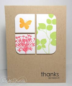 Lucky Dog Stamper: A Muse Studio Challenge - Summer Blossoms