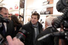 Guillaume Canet - New Boutique 77 avenue des Champs-Elysées (Credit:Getty Images) - December 4th 2014