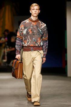 Prada @ Milan Menswear S/S 2014 - SHOWstudio - The Home of Fashion Film