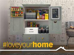 Builders Warehouse, Sugar Bread, Love Your Home, Liquor Cabinet, Storage, Furniture, Home Decor, Purse Storage, Decoration Home