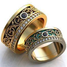Женские обручальные кольца с бриллиантами  фото красивых золотых и  серебряных украшений d5493c05b7d62
