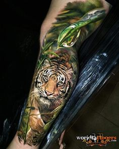 Tattoo Artist Steve Butcher